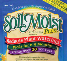 product packaging for Soil Moist Plus