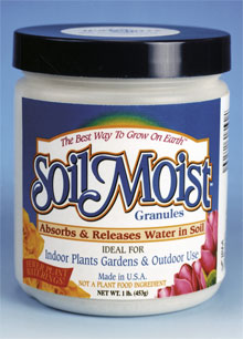 photo of Soil Moist 1 pound jar