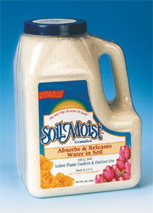 photo of Soil Moist 3 pound jug